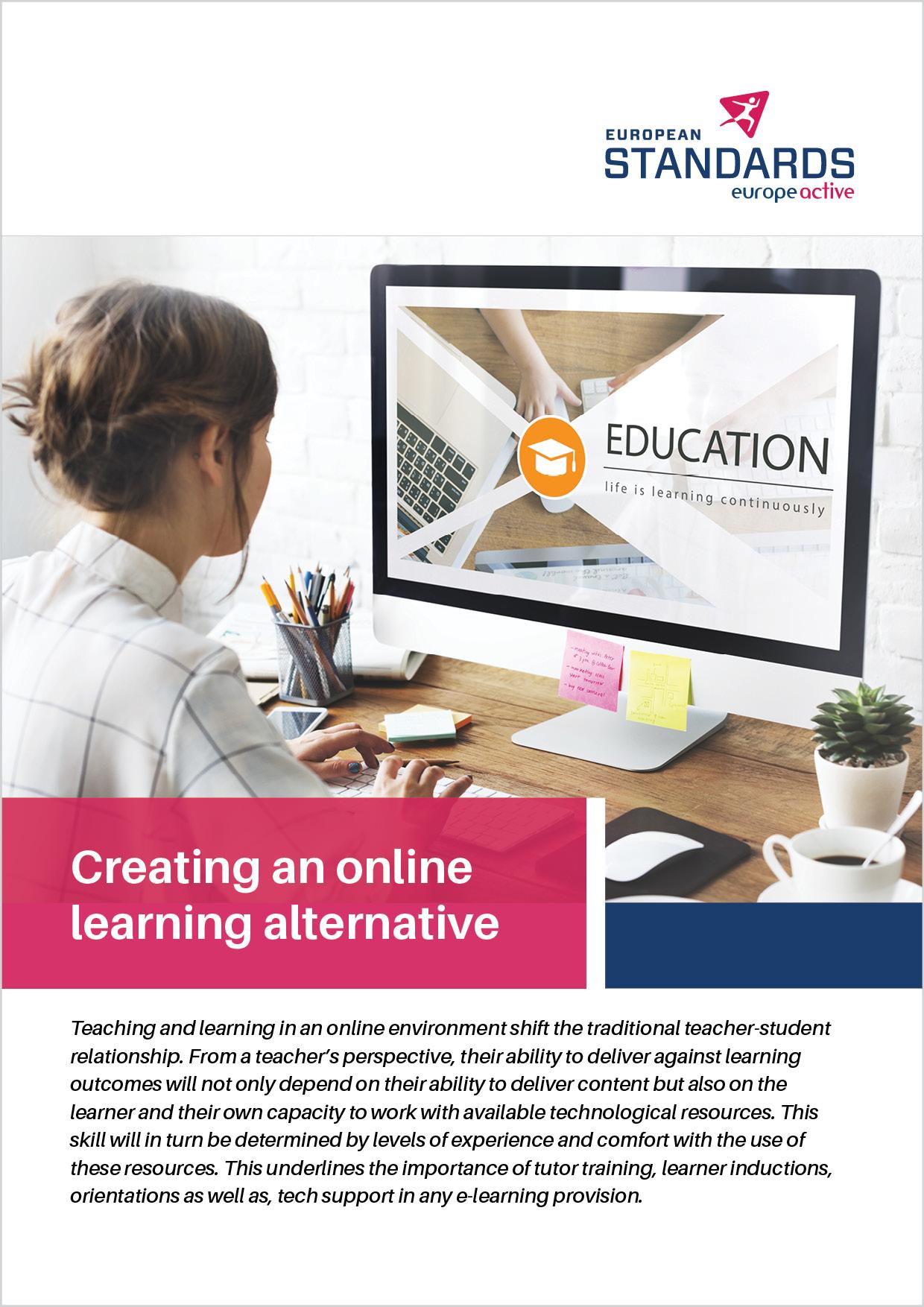 EREPS - digital online learning