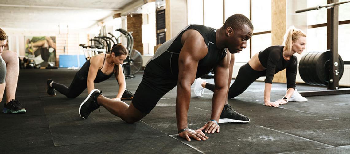 EREPS - Group Fitness Instructor