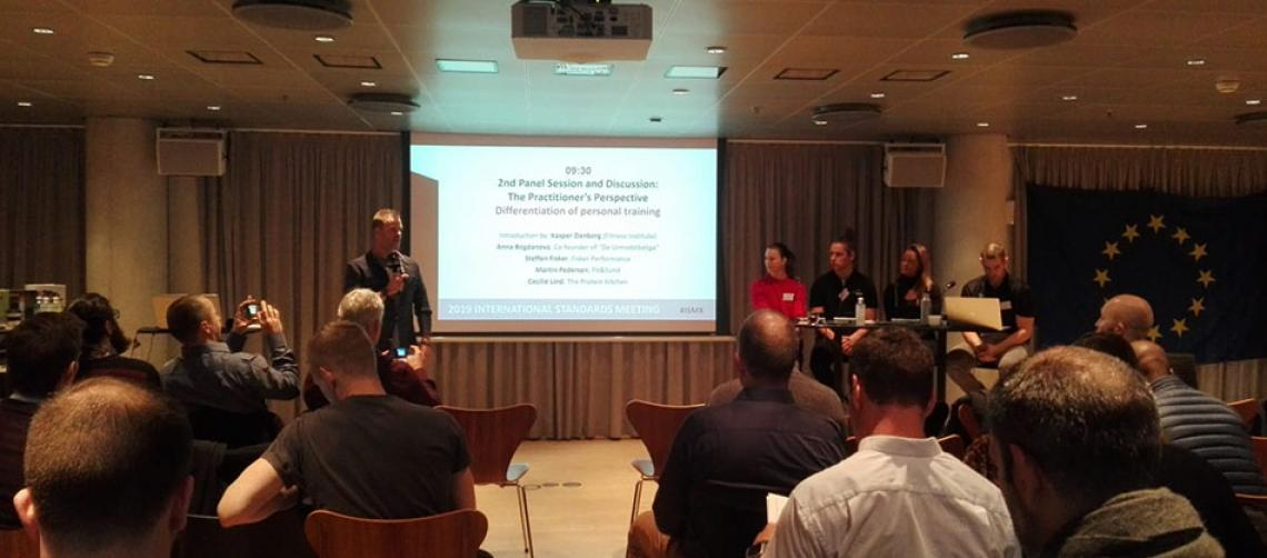 EREPS - International Standards Meeting