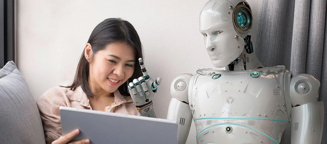 EREPS - future trends, Robots